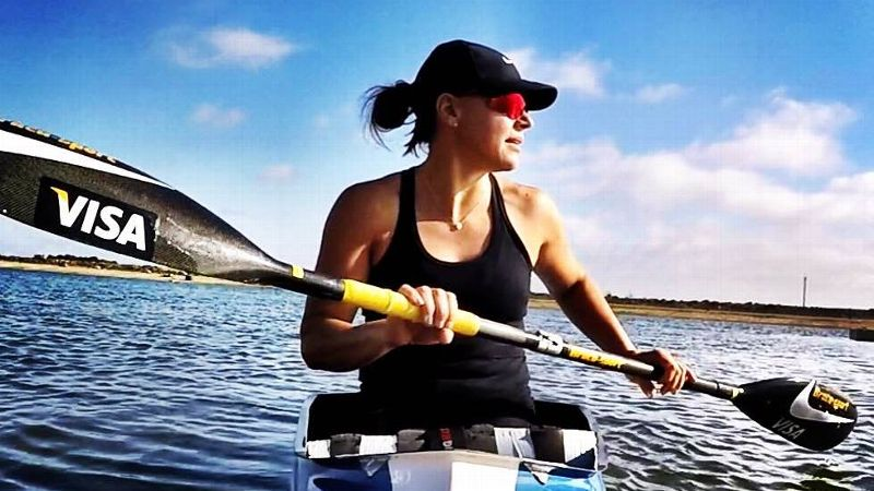 Alana Nichols will compete in her fifth Paralympic Games next week, and this time, it's in a completely new sport: sprint kayaking.