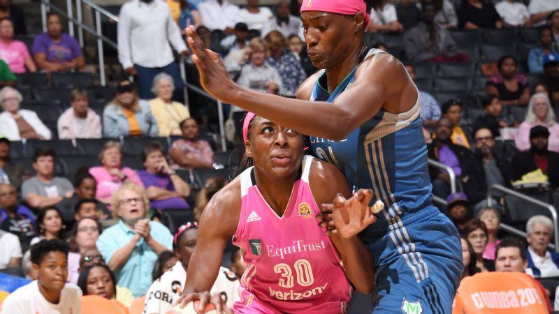 Nneka Ogwumike, Sylvia Fowles