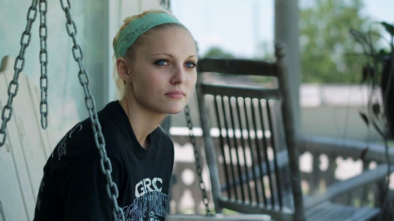 Daisy Coleman is one of the subjects of the new Netflix documentary Audrie & Daisy.