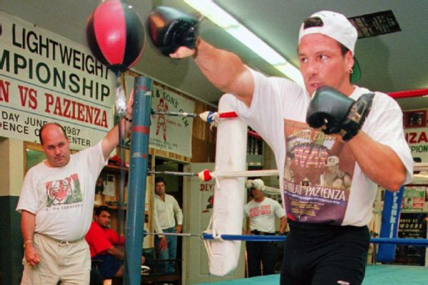 Vinny Paz and Kevin Rooney