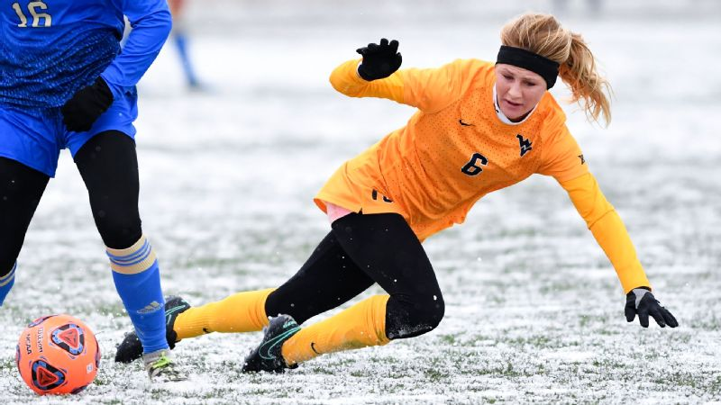 West Virginia women's soccer