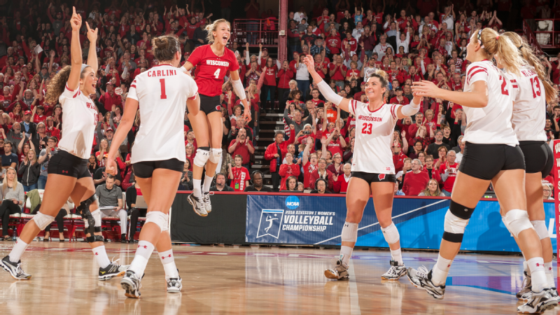 Wisconsin volleyball