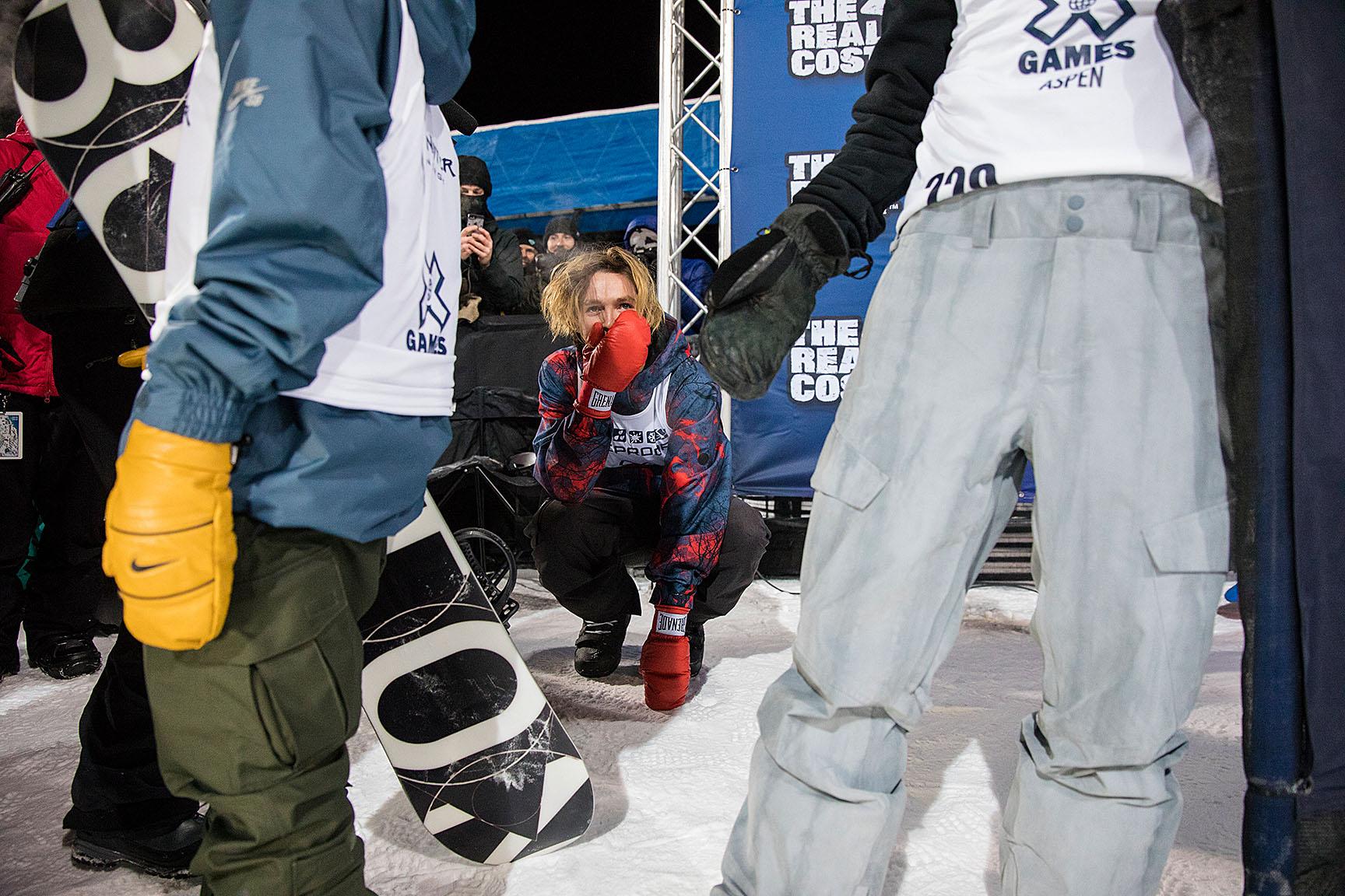 Scotty James, Snowboard SuperPipe