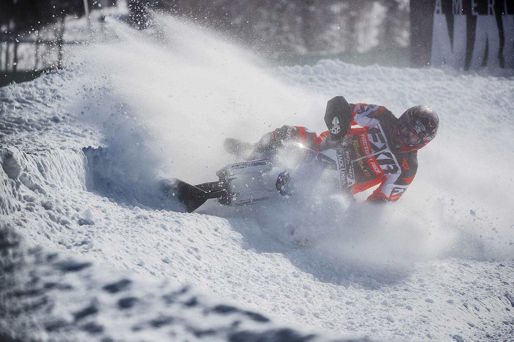 Nolan Heppner, Snow BikeCross