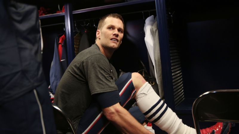 Tom Brady Locker Room