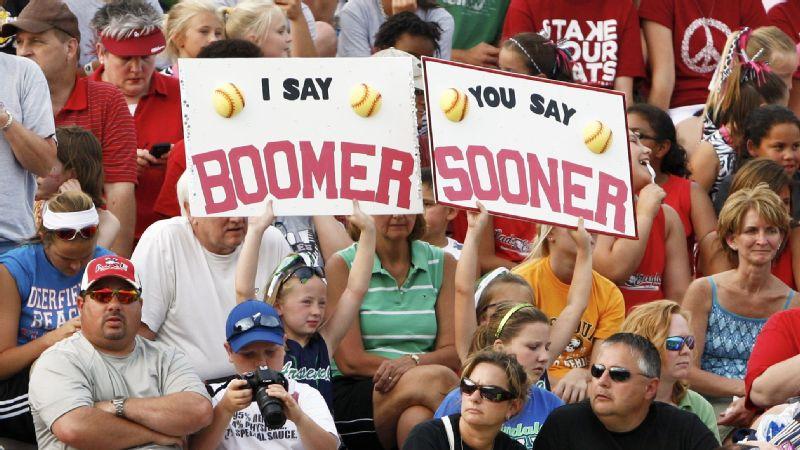 Oklahoma fans
