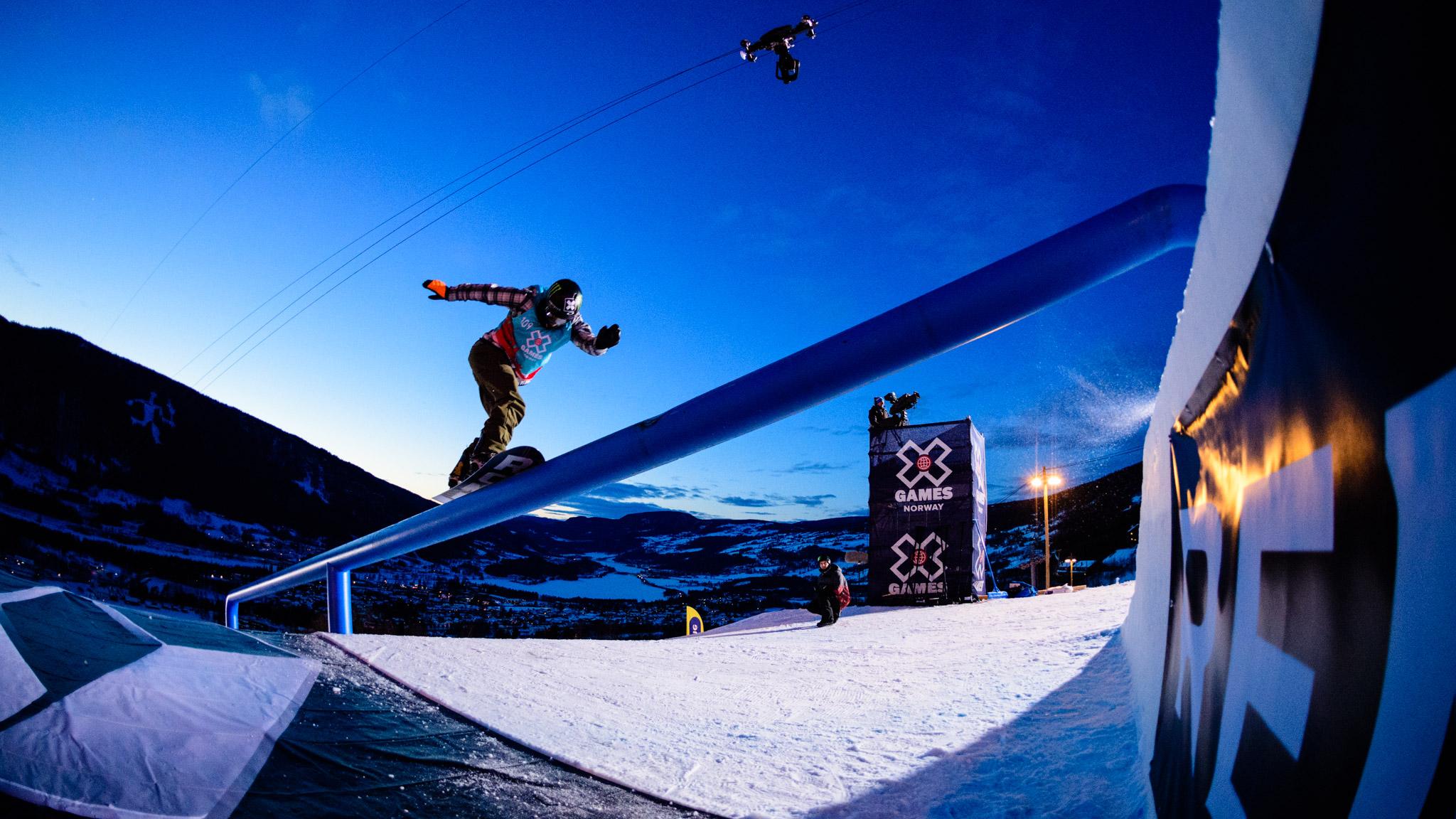 Ståle Sandbech, Men's Snowboard Slopestyle Finals