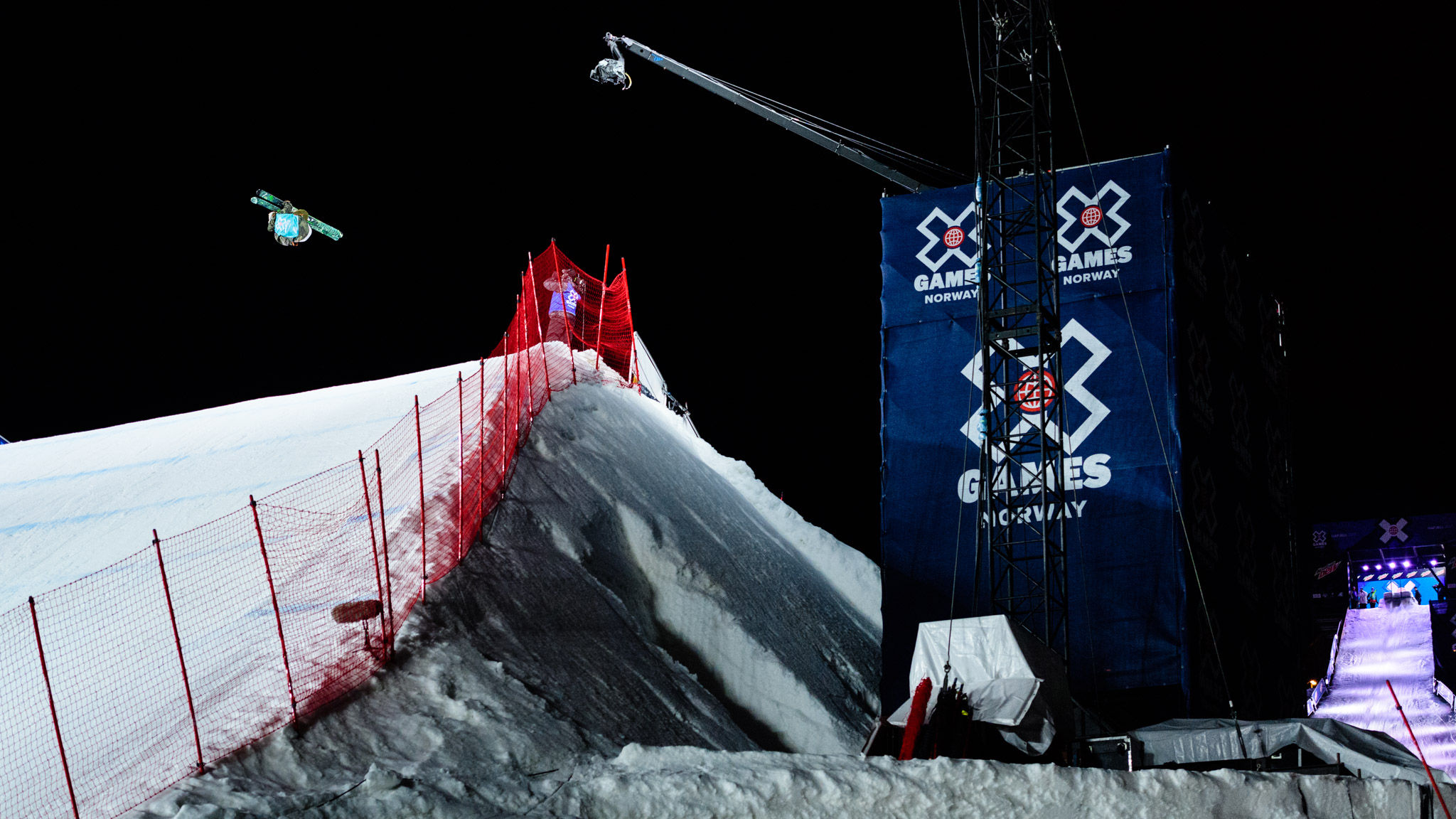 Henrik Harlaut, Men's Ski Big Air Finals