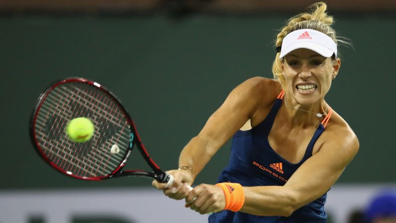 Angelique Kerber has failed to make the final of any tournament this season.