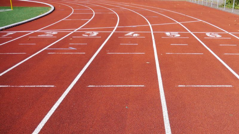 track and field track