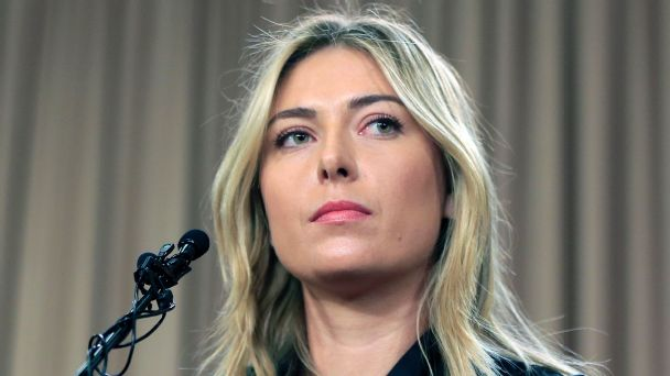 Maria Sharapova will play a tennis match for the first time in 15 months, but there are still pressing questions about her immediate future.