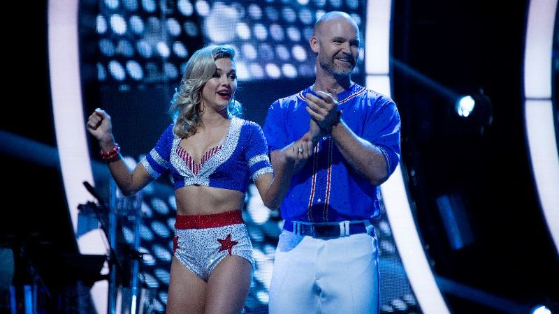 Lindsay Arnold and David Ross are one of three couples that advanced to the finals on Dancing with the Stars.