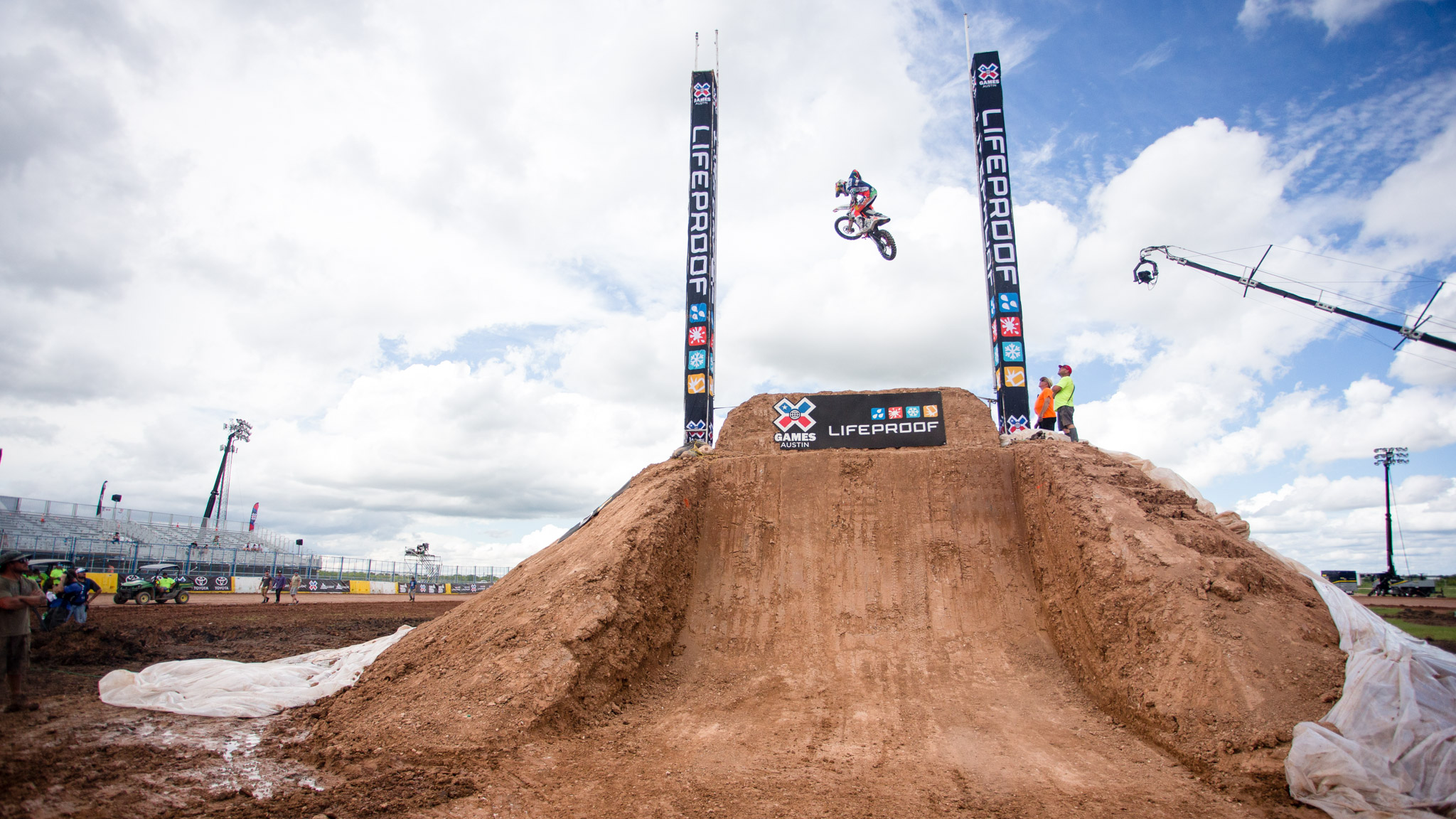 Ronnie Renner: Moto X Step Up