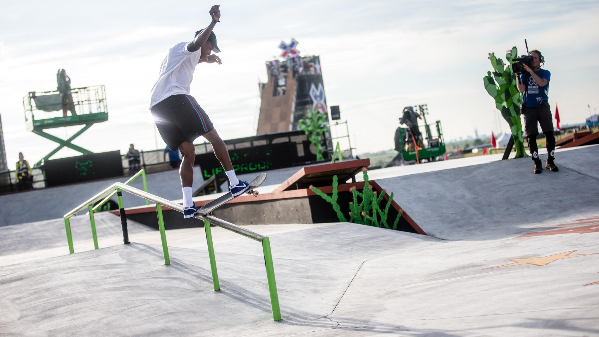 Ishod Wair: Skateboard Street