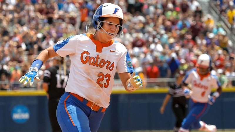 Gators come out swinging