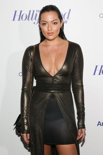 Mia Kang was featured in the pages of the Sports Illustrated Swimsuit Issue in 2017.