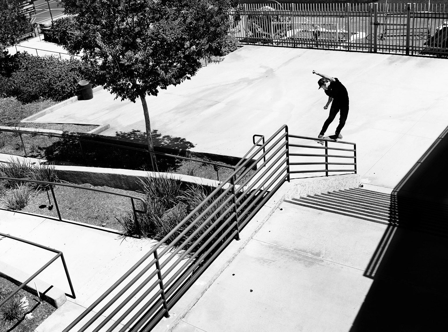 Nyjah Huston, Los Angeles, California