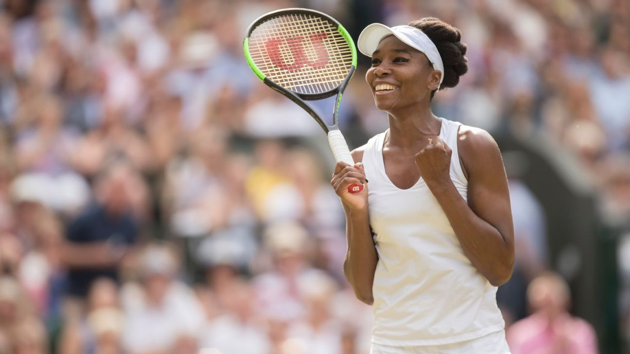 Venus Williams is back in the Wimbledon final for the first time since 2009.