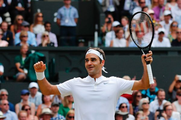 Roger Federer could not be stopped at the All England Club, not dropping a set en route to a record eighth Wimbledon title.