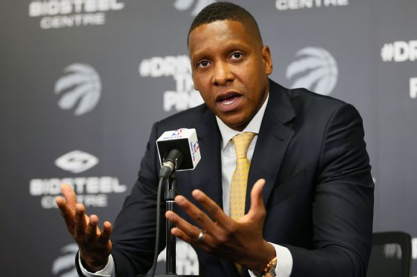 I don't think it's fair, and I don't think it's what inspiring leadership can be. What sense of hope are we giving people if you are calling where they live -- and where they're from -- a shithole? Masai Ujiri told ESPN.