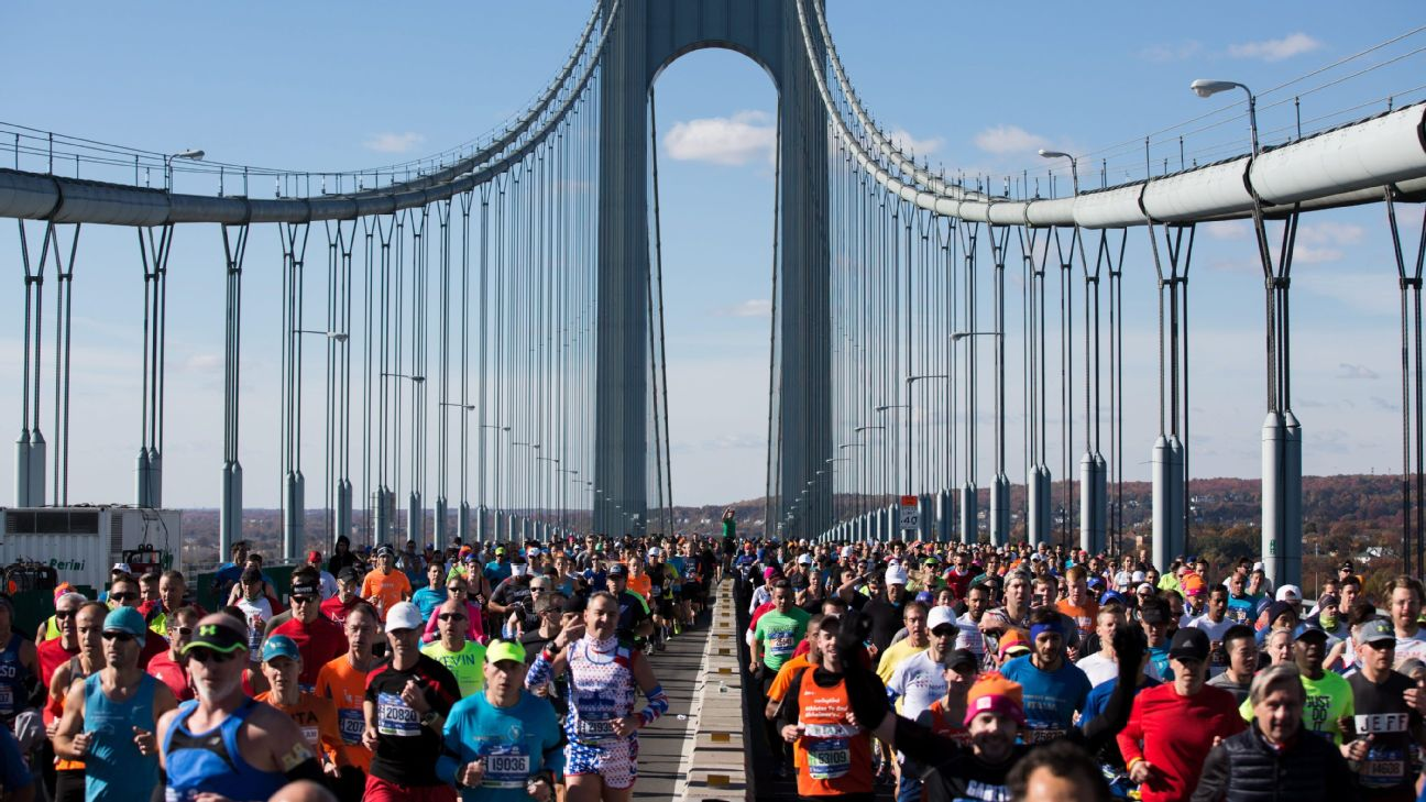 The application process for the 2019 New York City Marathon entry drawing opens Jan. 14.