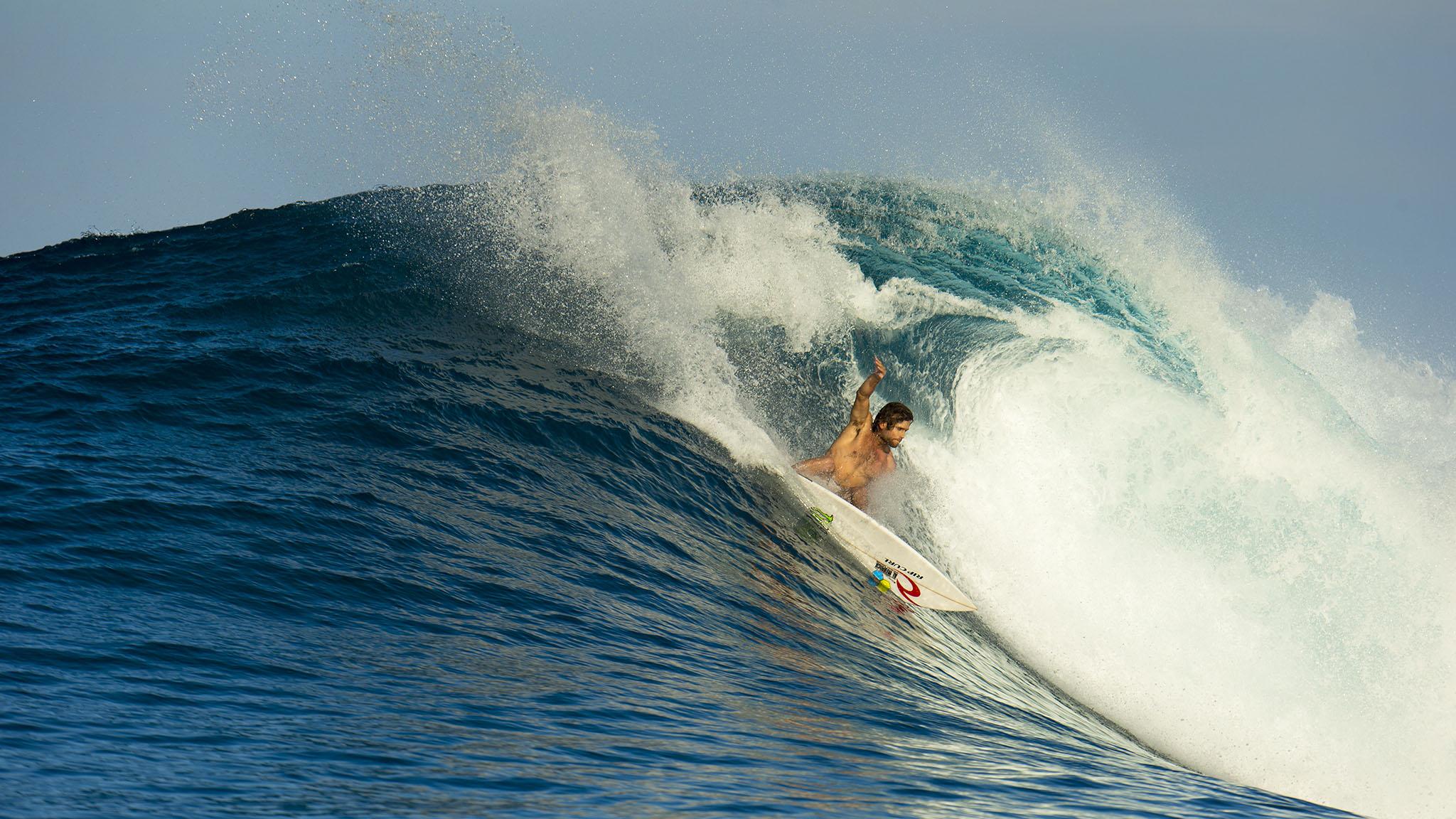 Remote surf destinations