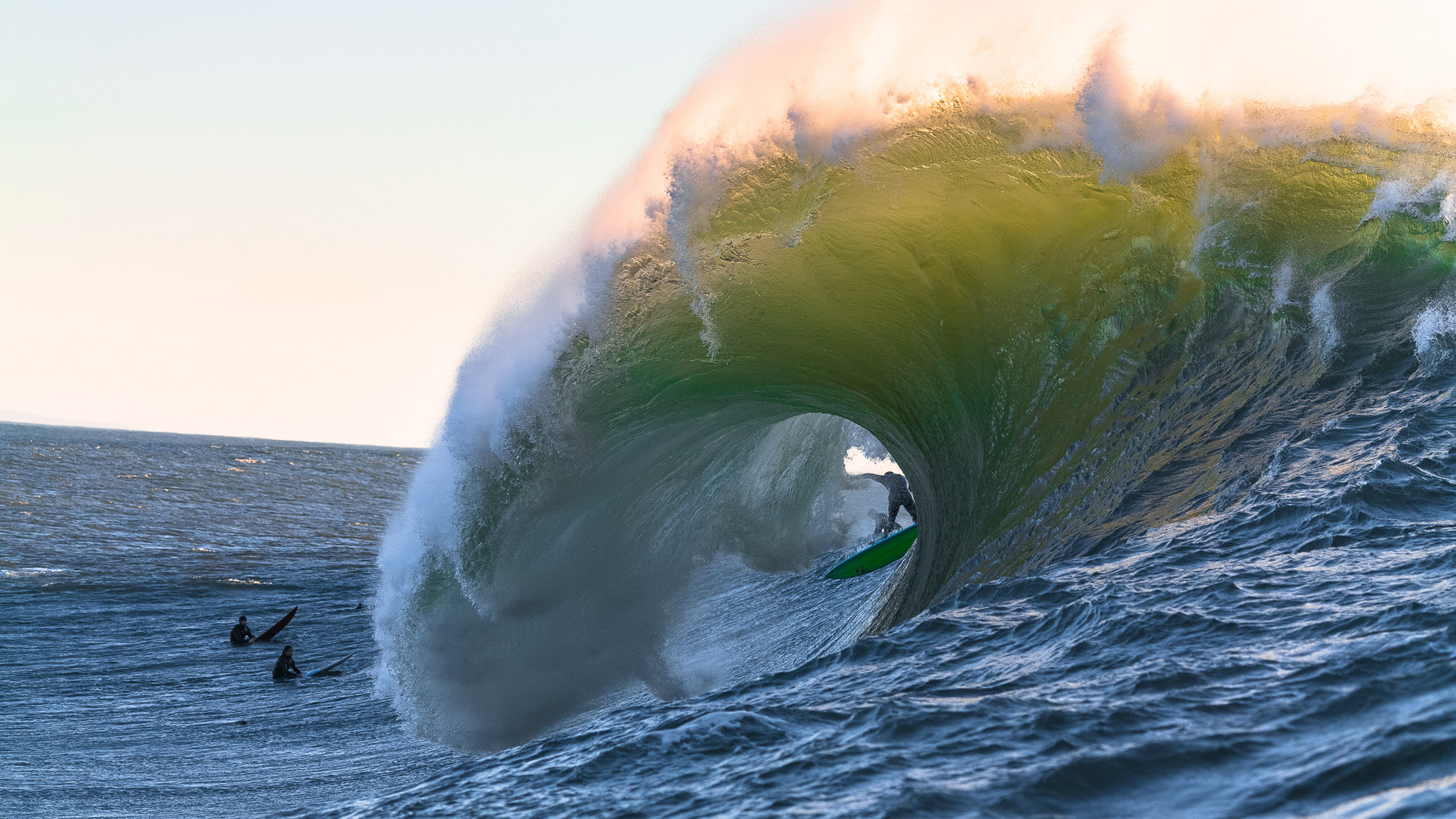 Will Patton, Mavericks, California
