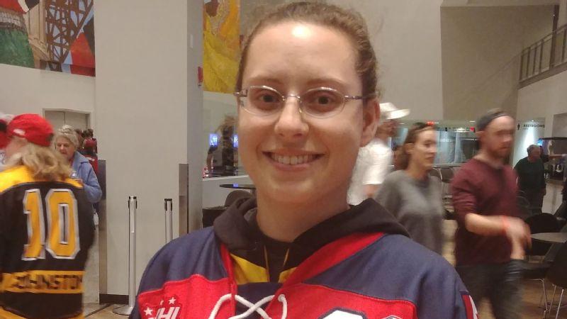 Stephanie Seminara is a Riveters season-ticket holder.