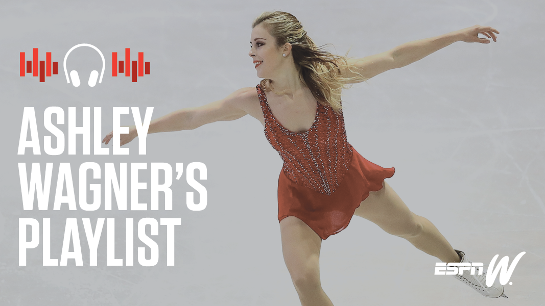 espnW Spotify Playlist - Ashley Wagner
