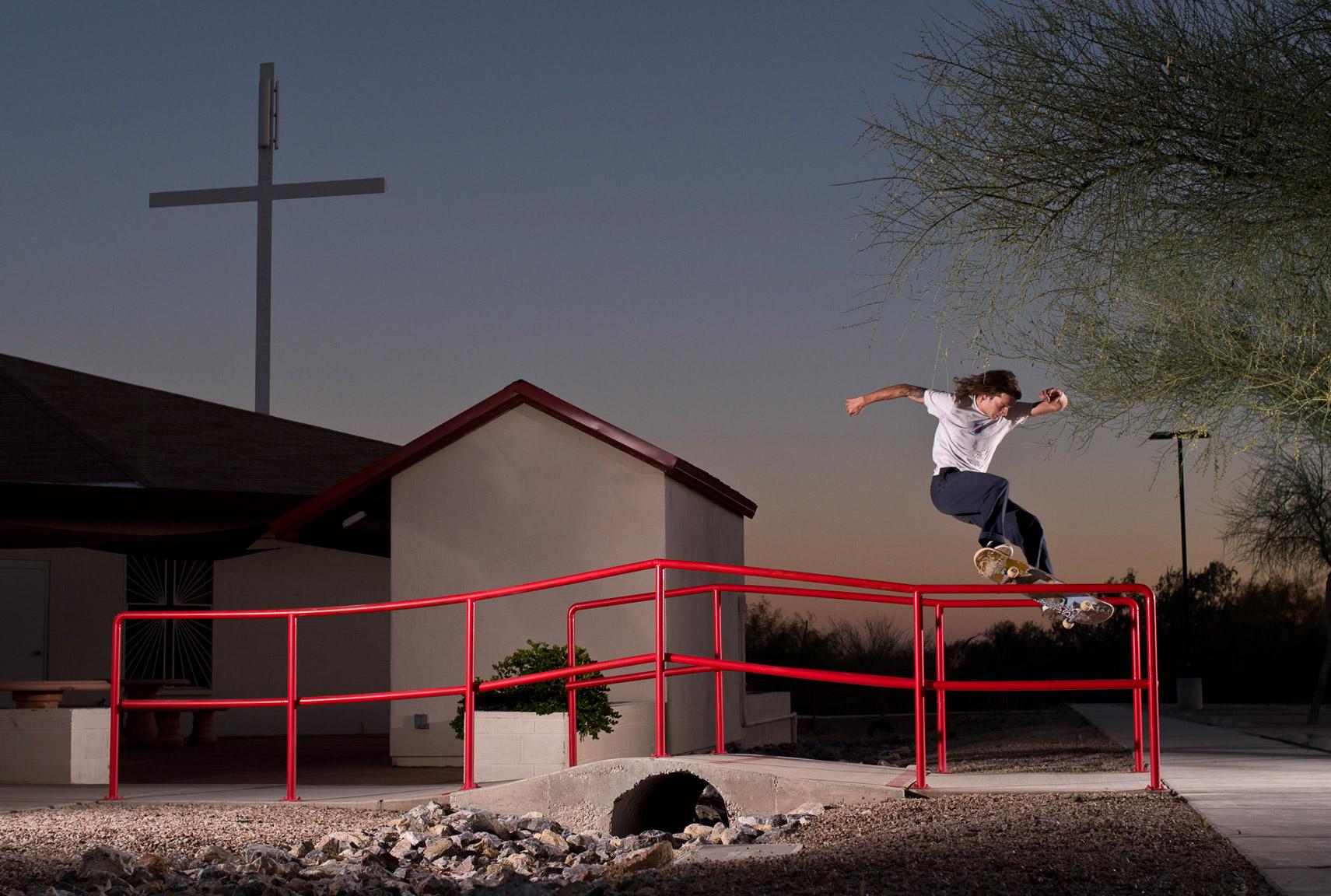 Axel Cruysberghs, Tucson, Arizona