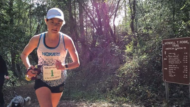 Megan Roche is a four-time national champion in ultrarunning and has been a member of the U.S. world ultrarunning team six times.