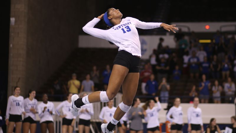 Kentucky volleyball