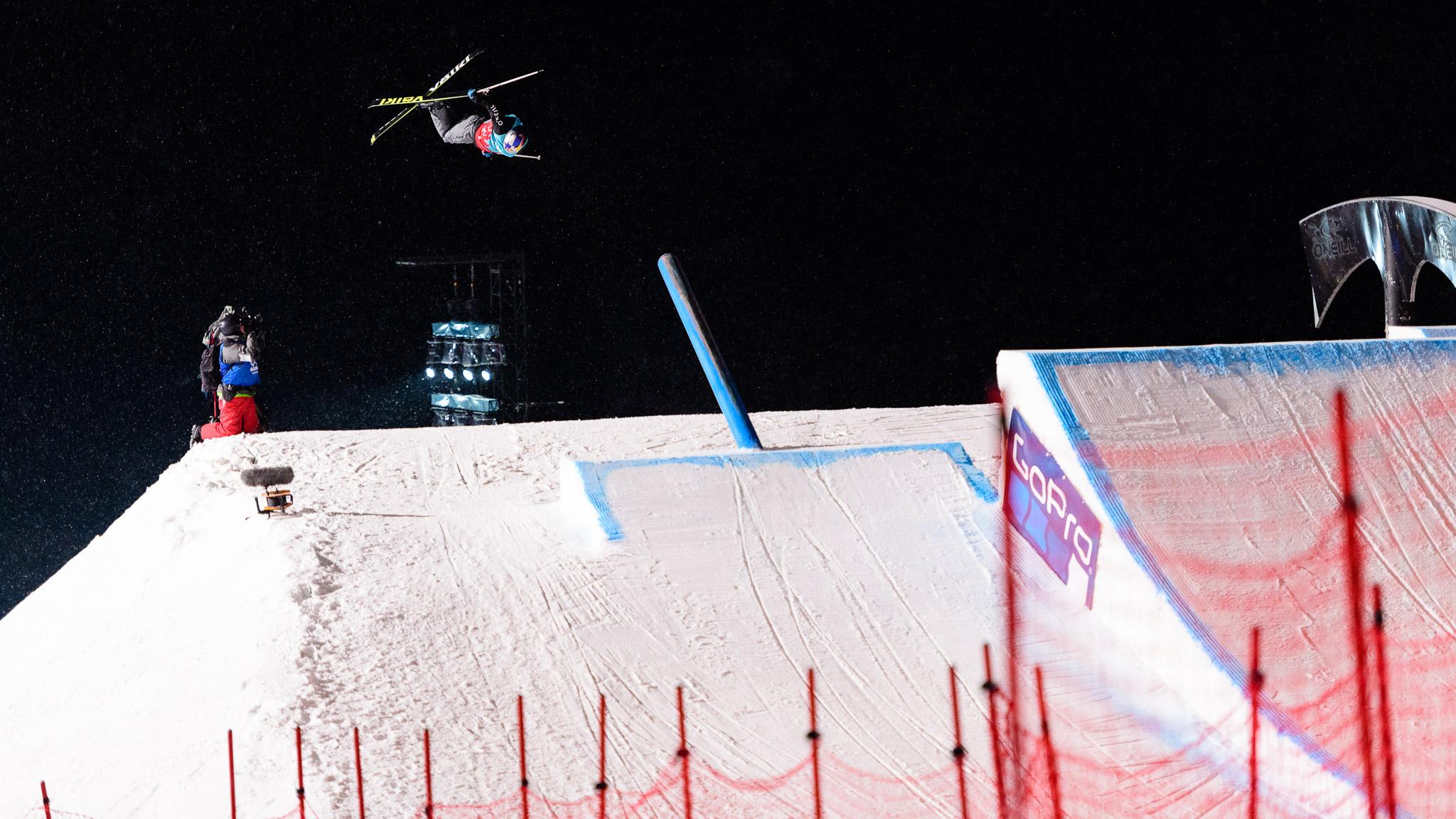 7: Oystein Braaten, Ski Slopestyle double gold