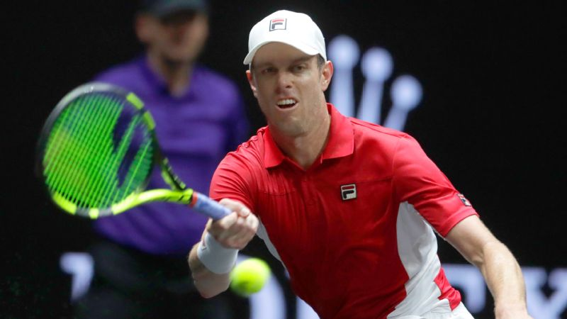 A run to the Australian Open final is not out of the realm of possibility for Sam Querrey.