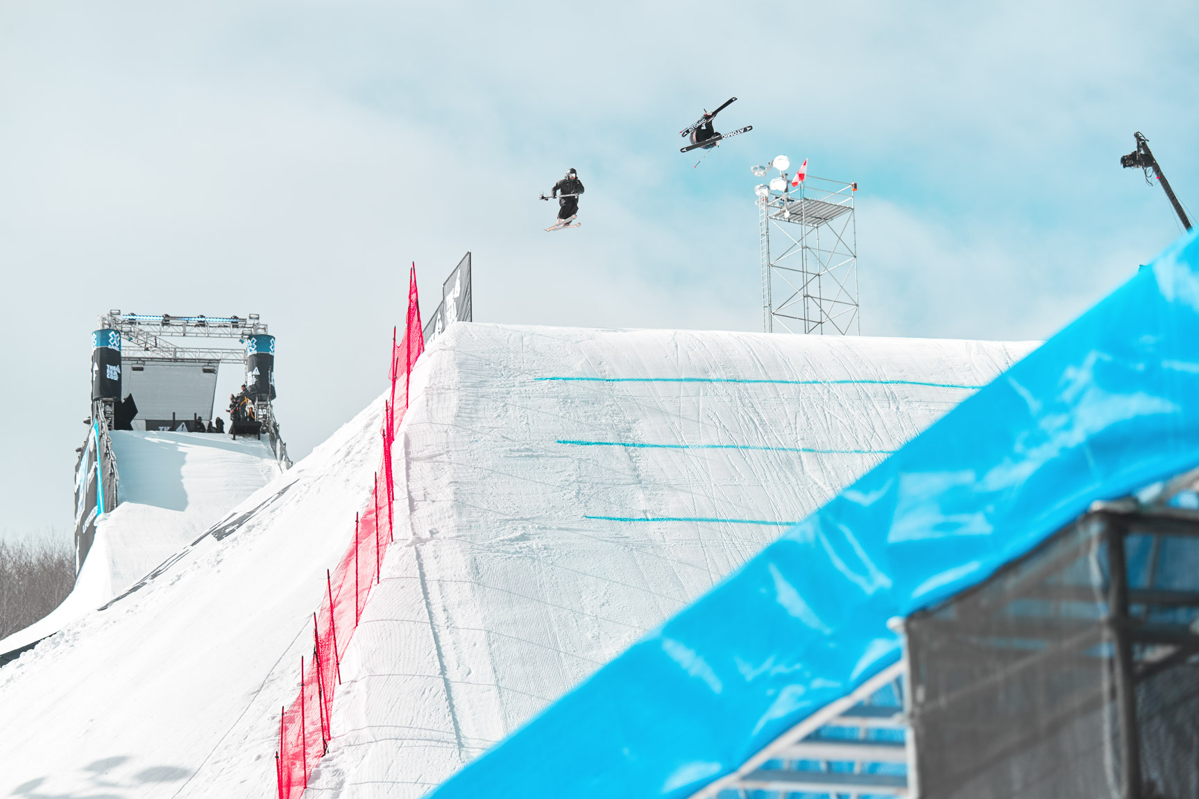 Tess Ledeux, Women's Ski Big Air Final