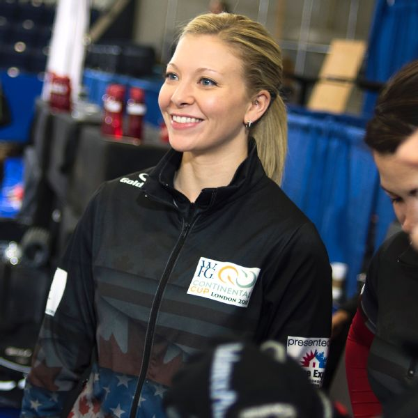 Nina Roth took up curling at age 10, and has dreamed of the Olympics since the start.