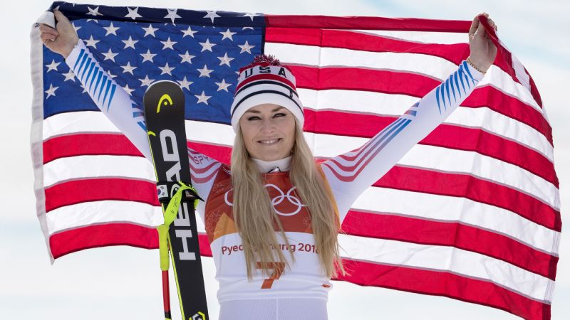 Lindsey Vonn is planning to return to action in January.