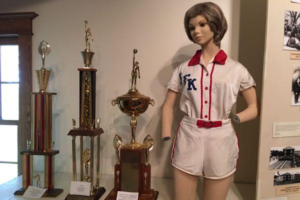 JFK uniform