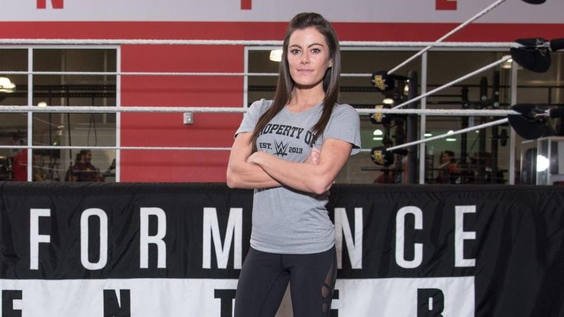 Kacy Catanzaro enjoyed unprecedented success with American Ninja Warrior, and now looks to make similarly big waves within the world of WWE.