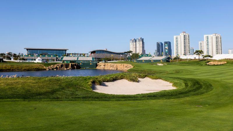 Jack Nicklaus Golf Club Korea