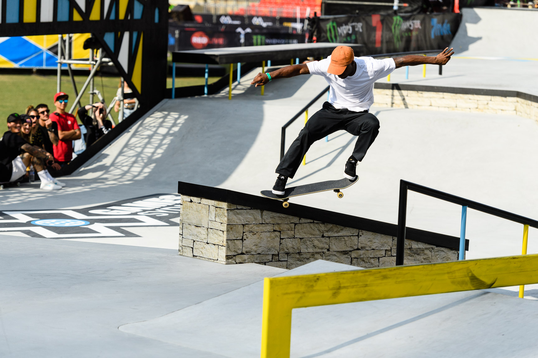 Dashawn Jordan, Skateboard Street Qualifier