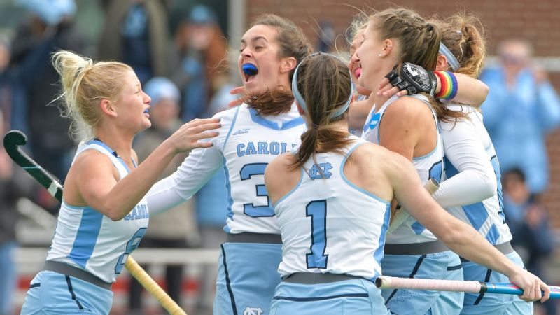 North Carolina is a win away from its first national title since 2009.