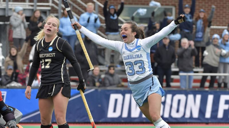Marissa Creatore assisted on Erin Matson's second goal of Friday's 4-1 rout over Wake Forest. Will she and the Tar Heels leave Louisville with a championship, or will they lose to Maryland?