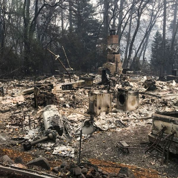 The Camp Fire has destroyed more than 11,000 homes, and more than 80 people have lost their lives.