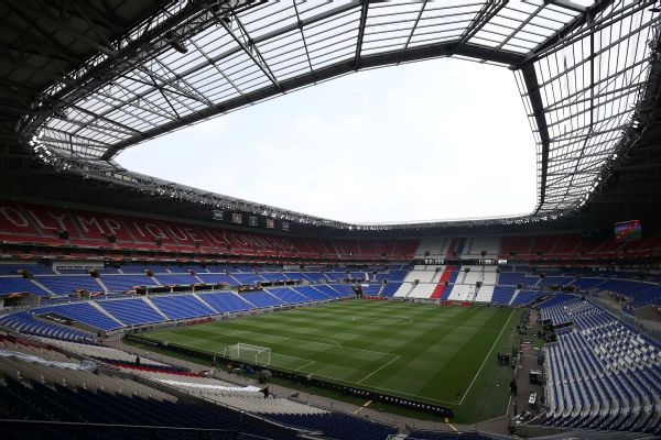 The semifinals and final of the 2019 FIFA Women's World Cup will be held at the Stade de Lyon in Lyon, France.