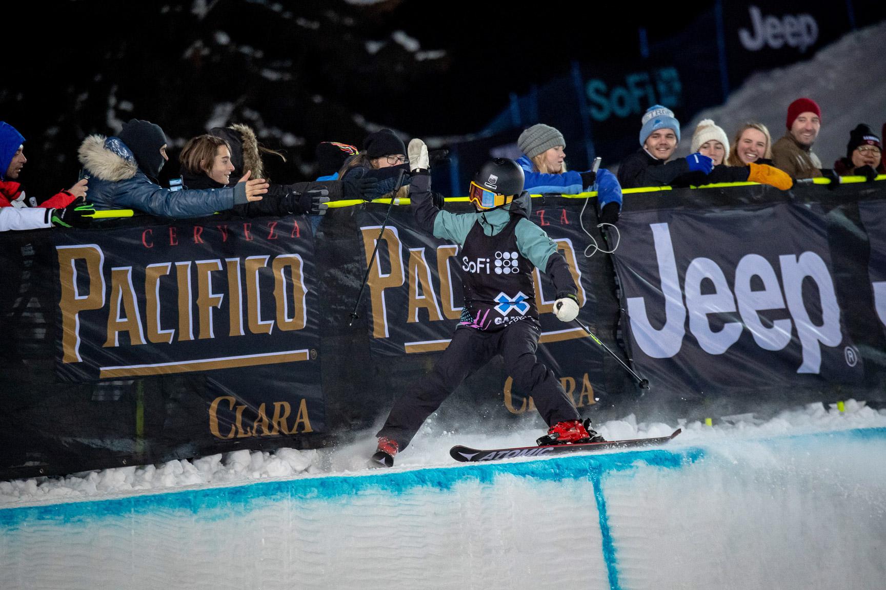 Ayana Onozuka, Women's Ski SuperPipe