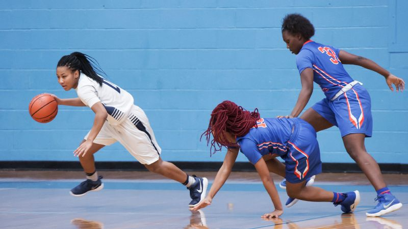 Even before her open-heart surgery, point guard Kaylah Rainey was known as one of the fastest players on the court.