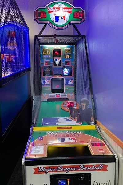 MLB arcade game