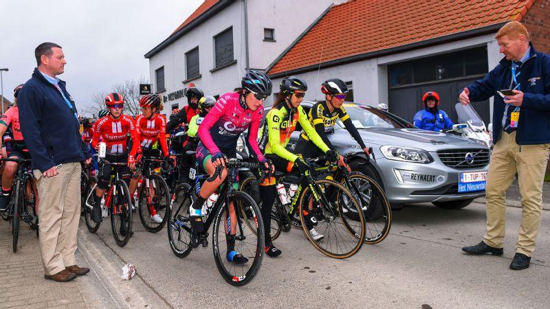 Cycling Start