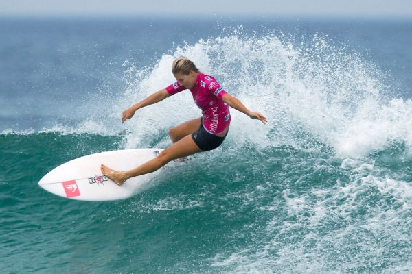 Surf year opens for Olympic qualifying, equal pay